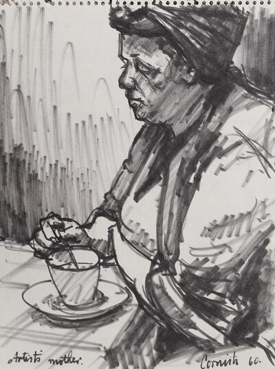 Norman Cornish, 'Artist's Mother (1960)', 1960