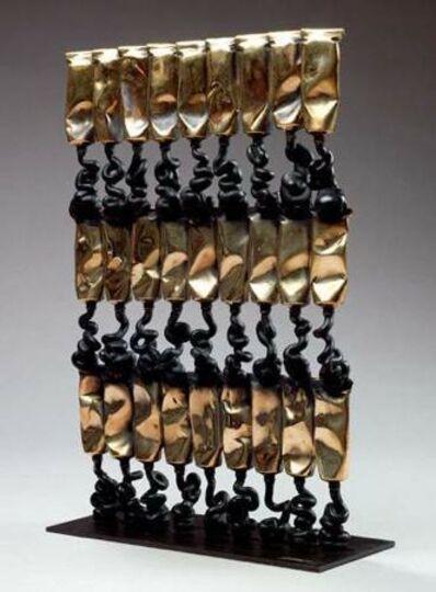 Arman (1928-2005), 'Defi Newton / Newton's tubes', 2004