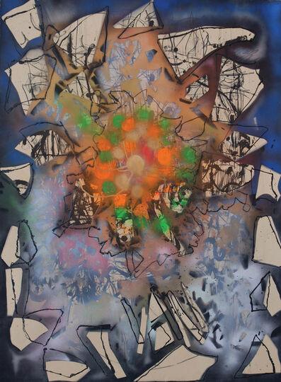 Jean-Paul Riopelle, 'Sans titre', 1990