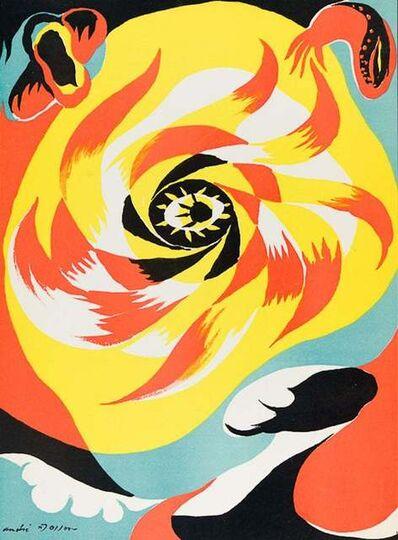 André Masson, 'The Sun (Le Soleil)', 1938