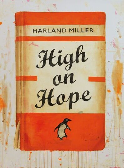Harland Miller, 'High On Hope', 2015
