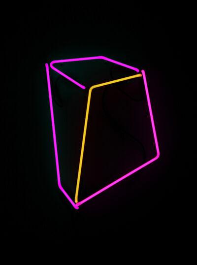 Anne-Katrine Senstad, 'Soft Geometry Neon #13', 2015-2019