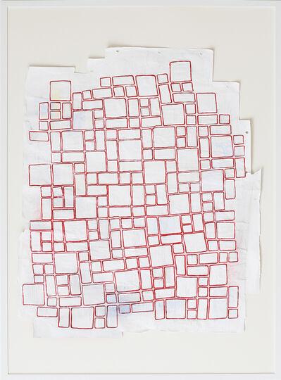 Lauren Bartone, 'Bathroom Floor', 2014