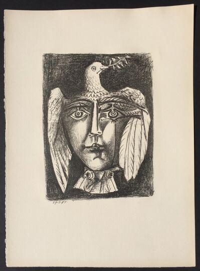 Pablo Picasso, 'Le Visage de la Paix', 1951