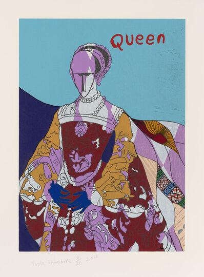 Yinka Shonibare CBE, 'Queen I', 2018