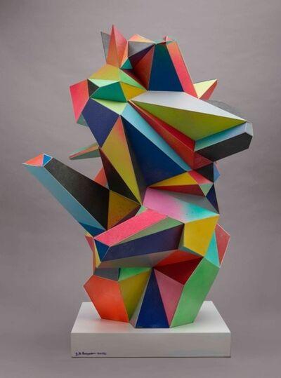 Jud Bergeron, 'Cyanescens', 2016