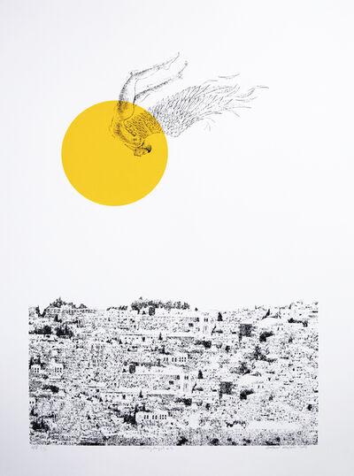 Bashar Alhroub, 'Falling Angel #1', 2018