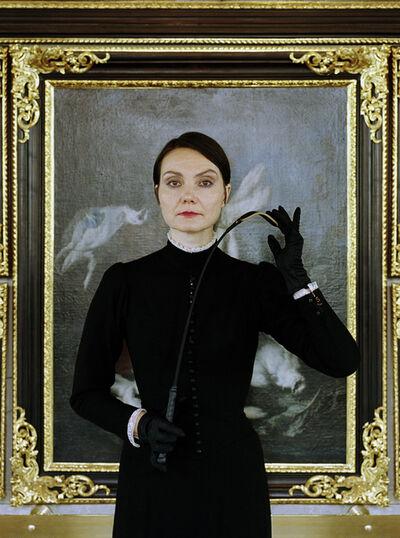 Katarzyna Kozyra, 'Lou Salome Palais Schwarzenberg: Lou Salome', 2005