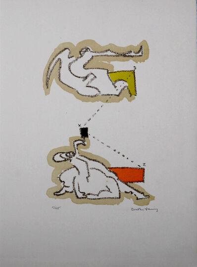 Dorothea Tanning, 'Le geste', 1970