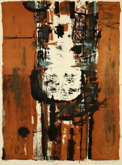 Henry Cliffe, 'Upright Form', 1954