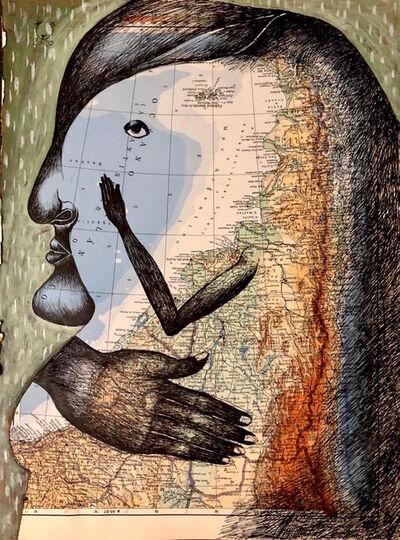 Soad Abdel Rassoul, 'Untitled ', 2020