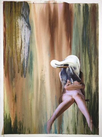 Marnie Weber, 'Becoming the White Heron', 2015