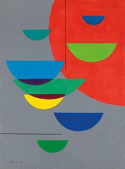 Luigi Veronesi, 'Composizione', 1995