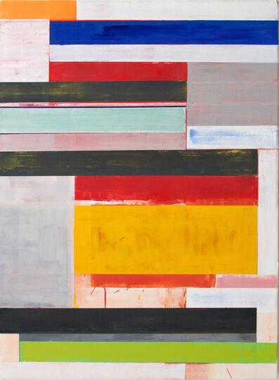 Lloyd Martin, 'Red Slip', 2016