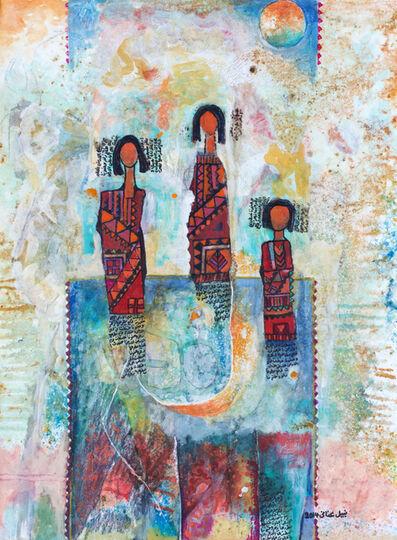 Nabil Anani, 'Sisters', 2014