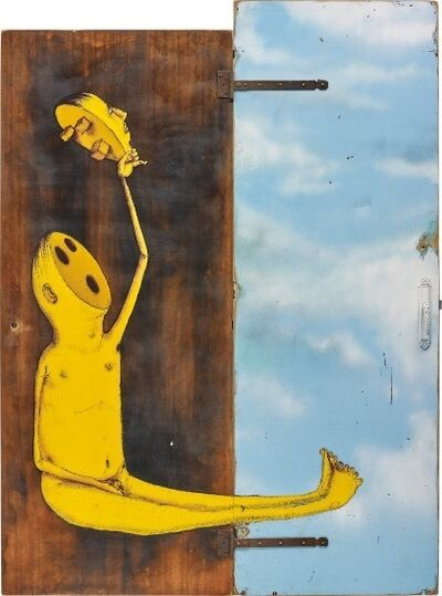 Os Gemeos, 'S/T', 2008