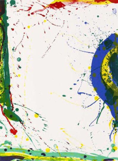 Sam Francis, 'Utan Titel', 1986