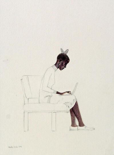 Kimathi Donkor, 'Notebook XIII', 2014