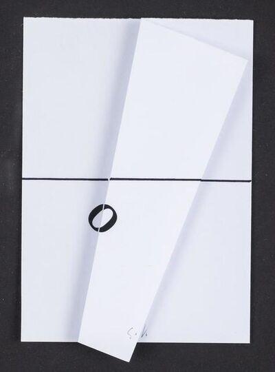Grazia Varisco, 'Composizione', 2016