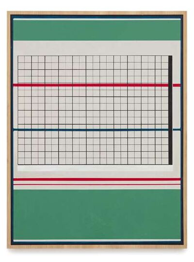 Matts Leiderstam, 'Panel (26)', 2018