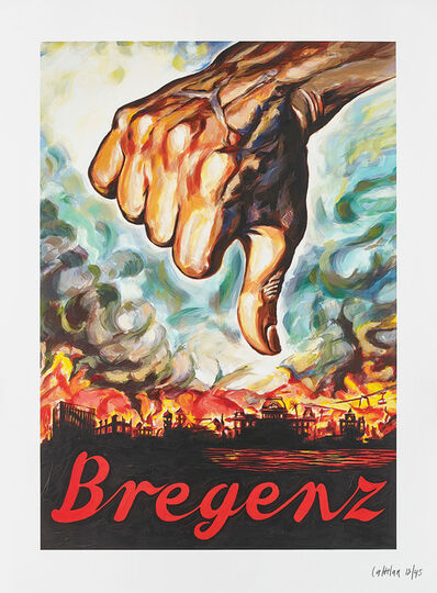 Maurizio Cattelan, 'Bregenz', 2008