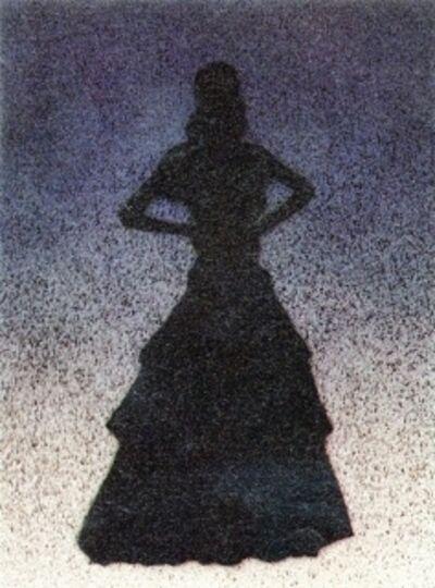 Ed Ruscha, 'Bailarina', 1988