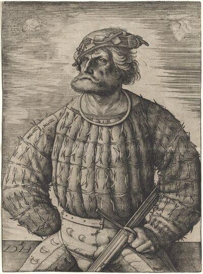 Daniel Hopfer I, 'Kunz von der Rosen'