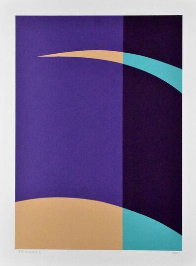 Donald Roy Thompson, 'Spillway 2', 2021