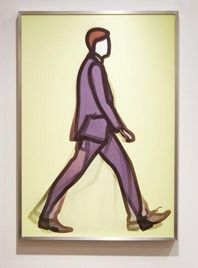 Julian Opie, 'Banker', 2013
