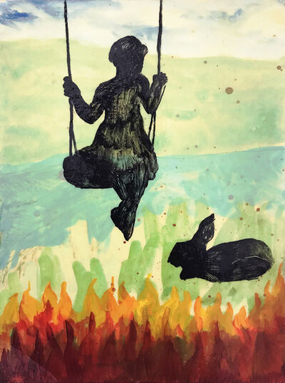 Ala Dehghan, 'My Colder Shadows', 2010