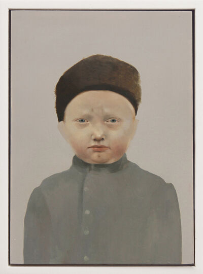 Sarah Ball, 'Immigrant (Dutch Child) ', 2016