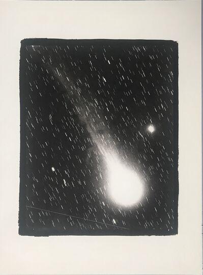 David Malin, 'Comet Halley, 5/12/85', 2000