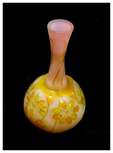 Emile Gallé, 'French Bud Vase', 20th Century