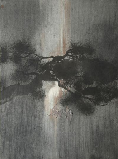 Lin Yusi, 'Under pine', 2015