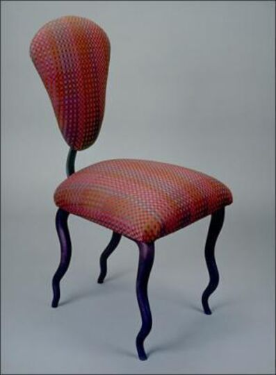 Peter Handler, 'Calamari Dining Chair '