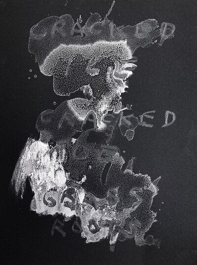 Matt Allison, 'Cracked Ice, Grass Roots', 2021