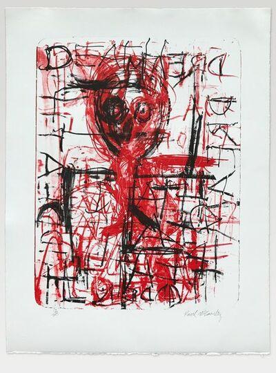 Paul McCarthy, 'Untitled 38 (Dream, Death)', 2019