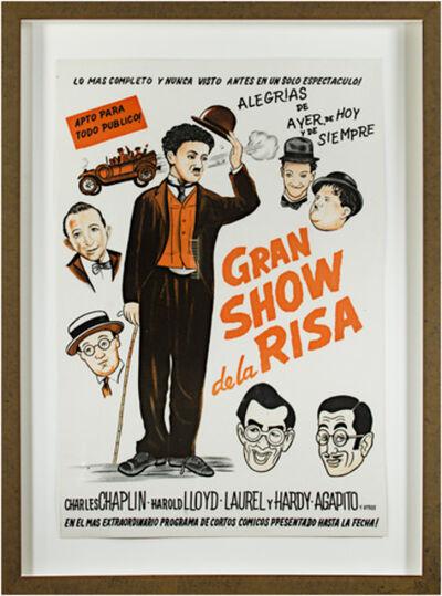 Unknown, 'Gran Show de la Risa (Grand Show of Laughter - Charles Chaplin, Harold Lloyd, Laurel & Hardy, Agapito y Otros)', ca. 1930