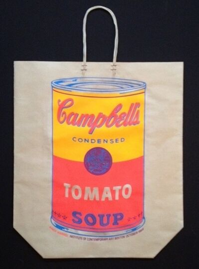 Andy Warhol, 'Campbell's Soup Can (Tomato Soup)', 1966
