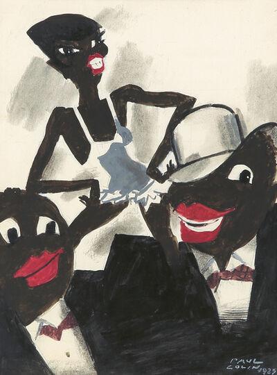 Paul Colin, 'La Revue Nègre : Maquette.', 1925