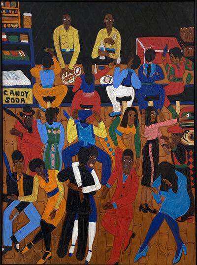 Winfred Rembert, 'Soda Shop', 2007