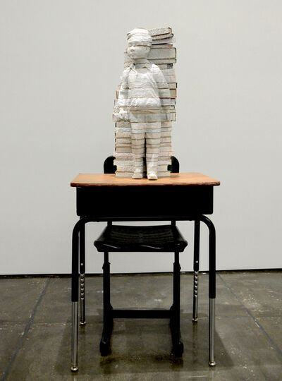 Li Hongbo 李洪波, 'Absorption No. 6', 2015