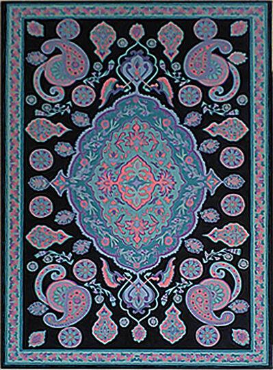 Raffiq Desai, 'Carpet Deisgn', 2017