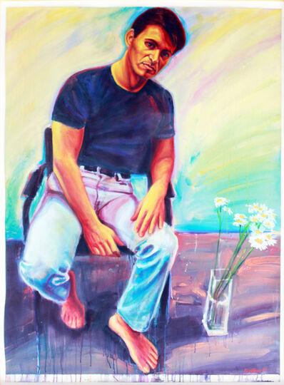 Eloy Torrez, 'Sensitive Man', 1989