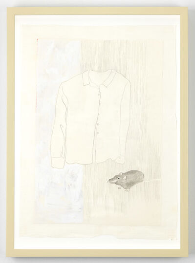Evelyn Taocheng Wang, 'White Shirt and A Guest', 2017