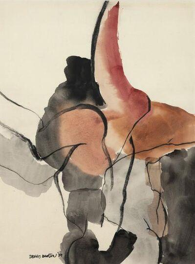 Dennis Burton, 'Untitled Watercolor', 1959