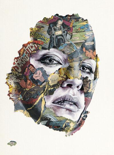 Sandra Chevrier, 'La Cage, le soir brûlé', 2020