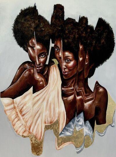 Ashley Chew, 'AfroOpulence I', 2020