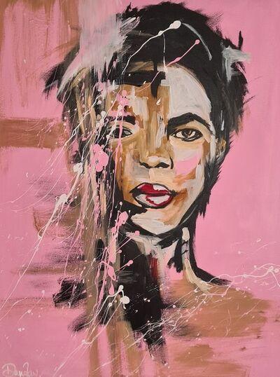 Daniela Zawada, 'Touched In Pink', 2021
