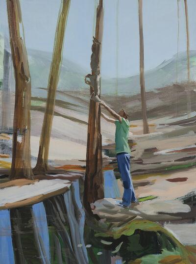 Nikki Lindt, 'Reaching Wood'